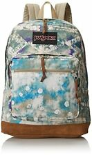 """NWT JANSPORT RIGHT PACK WORLD 15"""" LAPTOP BACKPACK - SOLO BATIK - AUTHENTIC - $60"""