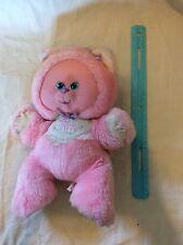 Magic Bottle Pets Pink Kitty Tyco 1991 plush stuffed vinyl face CUTE!