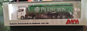 "Awm 1:87 Truck "" PILKINGTON"" OVP"
