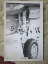 PHOTO GRUMMAN F-14 TOMCAT US NAVY VF-124 DETAIL TRAIN ATTERRISSAGE LE BOURGET
