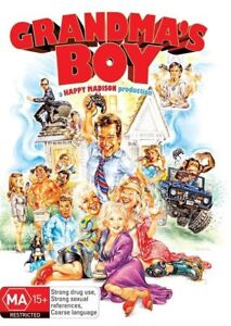 Grandma's Boy DVD Region 4 (VG Condition)