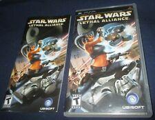 Star Wars: Lethal Alliance (Sony PSP, 2006)