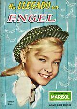 MARISOL: HA LLEGADO UN ÁNGEL. FHER, 1961. Álbum de cromos incompleto, faltan 30