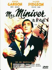 "NEW DVD "" Mrs. Miniver "" Greer Garson, Walter Pidgeon"