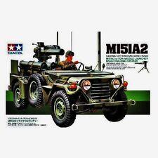 Tamiya Vietnam U.S. M151A2 Jeep w/Tow Launcher Kit Model kit 1/35