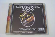 Chronic 2000-Still Smokin 2-cd 2001 (Remastered) DAZ Kurupt Outlawz Death Row