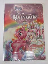 My Little Pony   -   The Runaway Rainbow (DVD, 2006) with bonus episode