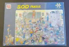 Jan van Haasteren Find The Mouse Jigsaw Puzzle 500 Pieces Comic Cartoon Teacher