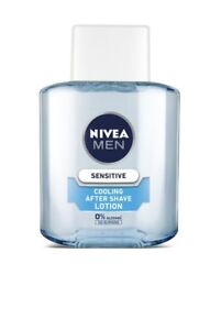 NIVEA MEN Sensitive Cooling After Shave Lotion 100 ml/3.38 oz