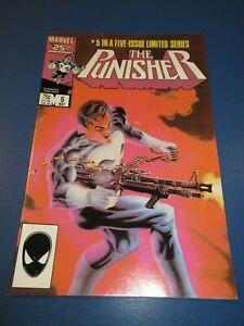 Punisher Limited Series #5 Fine Wow