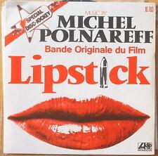 Michel Polnareff Bande Originale du Film Lipstick - Disc-Jockey - Funk Disco