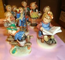 Lot of 8 Goebel Hummel 1980's ? Figurines Mixed Lot Some Exclusive Edition