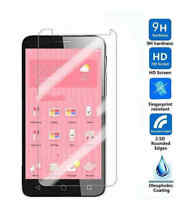 For ZTE Telstra 4GX A602 A610 A475 Cover Case Tempered Glass Screen Protector