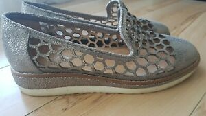Midas Neilson crackled leather