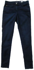 New Womens Marks & Spencer Blue Super Soft Jeggings Size 12 Long DEFECTS