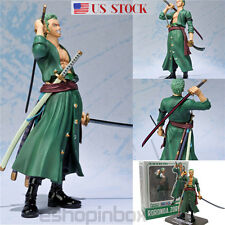 Anime ONE PIECE POP RORONOA ZORO PVC Action Figure Figurine Collectible Toy Gift