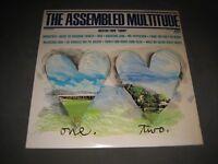 "Vintage 1970 ""The Assembled Multitude"" compilation LP - Atlantic (SD-8262) EX+"
