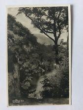 Ullswater Vintage B&W Postcard c1930s Stybarrow Crag