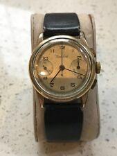 Cortebert automático Chapado en Oro Reloj para hombres (160)