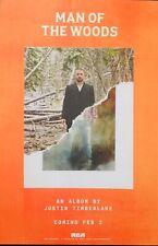 Justin Timberlake 11x17 promo music Poster - Man Of The Woods