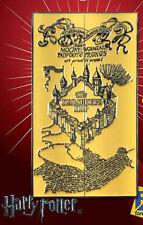 Harry Potter Movies The Marauder's Map Large Enamel Metal Lapel Pin New Unused