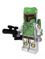 Boba Fett Mandalorian Star Wars Minifigure Fits Lego US SELLER New