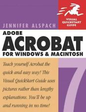 Adobe Acrobat 7 for Windows and Macintosh : Visual QuickStart Guide