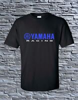 Yamaha Racing Motorcycle Supercross YZF T-Shirt Blend S M L XL