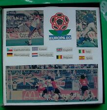 """Super 8mm Home Movie Film in Sound and Colour """"Europa 80"""" - Football"""