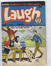 Laugh Comics #25 Bell Features 1948 CANADIAN EDITION