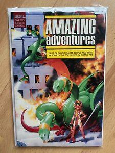 Amazing Adventures - High Grade Comic Book - B57-115