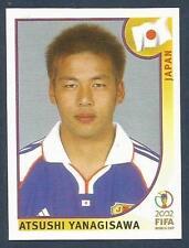 PANINI KOREA/JAPAN WORLD CUP 2002- #546-JAPAN-ATSUSHI YANAGISAWA