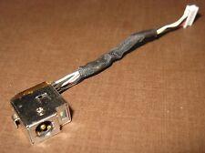DC POWER JACK w/ CABLE HP PAVILION DM3-1102AU DM3-1102AX DM3-1070EO DM3-1070ES