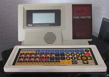 YENO 32-0682-07 SPIEL-MASTER Lerncomputer Klassiker Kassette 1980er Jahre gut