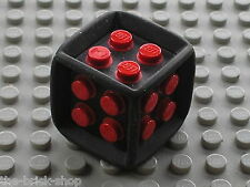 Dé LEGO GAMES Die 6 Sided Rubber Frame ref 64776 / 3839 3841 3842 ...