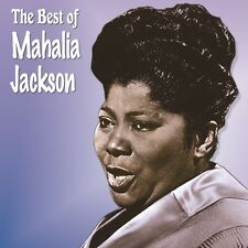 Mahalia Jackson - The Best Of Mahalia Jackson CD