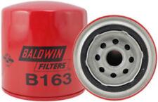 Engine Oil Filter Baldwin B163 Transmission Filter