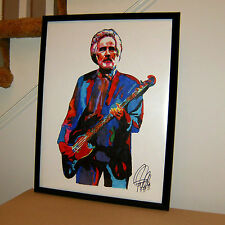 Ron Blair, Tom Petty & the Heartbreakers, Bass, Guitar, Rock, 18x24 POSTER 4