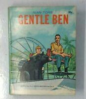 (1969) GENTLE BEN  by IVAN TORS' Big Little Book Whitman HC