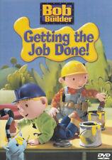 Bob The Builder - Getting The Trabajo Hacerse Nuevo DVD