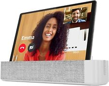 Lenovo Smart Tab M10 Plus 10,3 Zoll Amazon Alexa 32 GB Android 9 Tablet silber