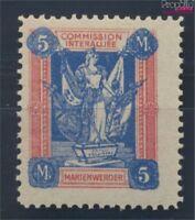 Marienwerder 14a x B geprüft postfrisch 1920 Frau mit Fahnen (8731643