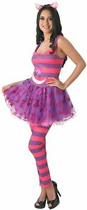 Rubie's Official Miss Cheshire Cat, Adult Costume