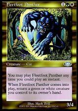 ▼▲▼Fleetfoot Panther (Panthère pattes-de-velours) PLANESHIFT #108 ENGLISH Magic