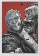 2013 Cryptozoic The Walking Dead Comic Set 2 #17 Saftey Behind Bars Part 5 2a1