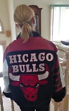 CHICAGO BULLS ARROW LEATHERCRAFT SPORT JACKET