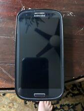 Samsung Galaxy S III  - 16GB - Pebble Blue (Unlocked) Smartphone.