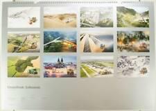 Big Unimog Calendar 2013 mint / Großer Unimog Kalender 2013 Daimler AG - TOP
