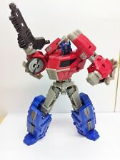 Transformers Fall of Cybertron OPTIMUS PRIME Complete Deluxe Generations Foc