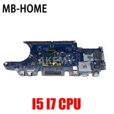 Laptop motherboard For Dell Latitude E5450 i5-i7 Cpu Zam70 La-A901P Mainboard